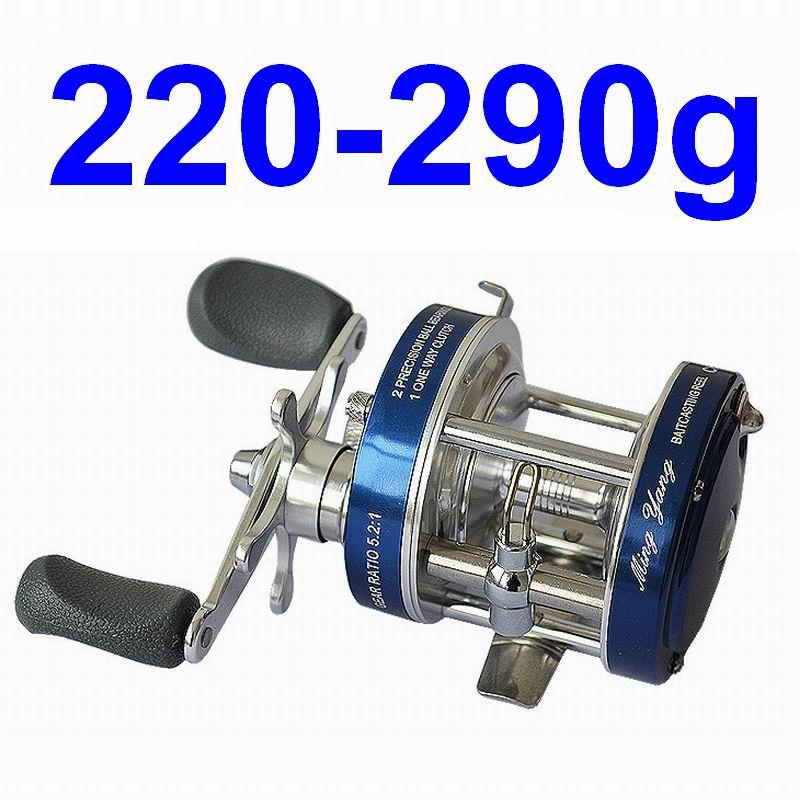 GEHAUT Or Ming Yang Boat Drum Fishing Reel Full Metal No Gap CL30 CL40 Or CL40A