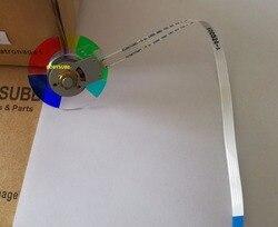 Новый для Optoma EX536L ES521 VE25X цветовой диск проектора