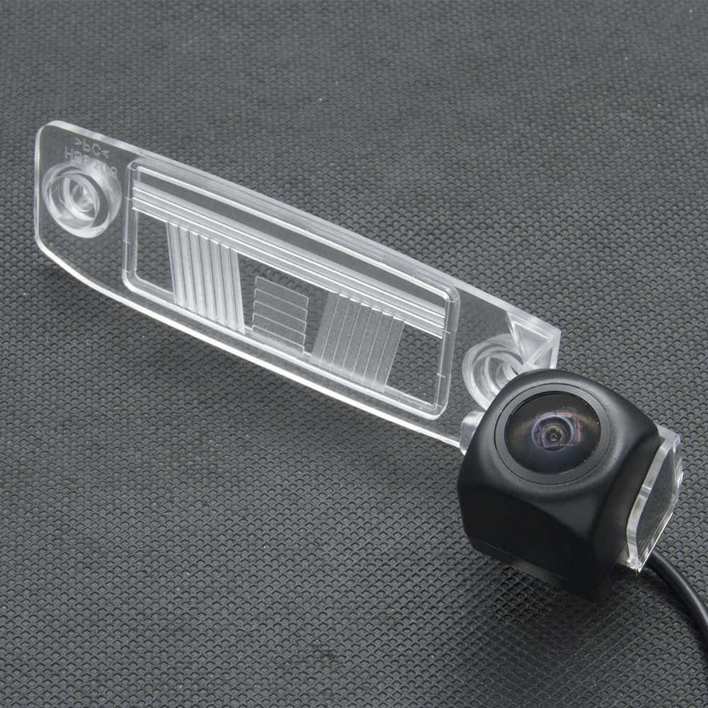 Fisheye 1080 P MCCD Starlight caméra de recul de voiture pour Kia Sportage SL Sportage R 2013 2014 2015 K3 2012 moniteur de stationnement sans fil