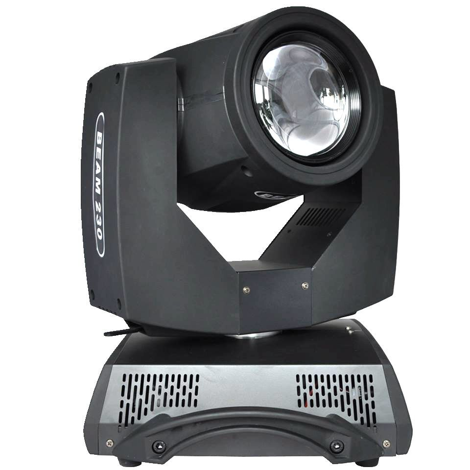 1pc 2015 Hot Sale 230W Moving Head Beam Lights Stage Lamps Color With DMX 512 For Disco Club Party Nightclub