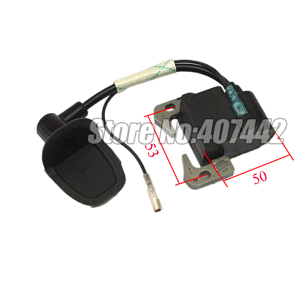 40-6 engine brush cutter ignition coil