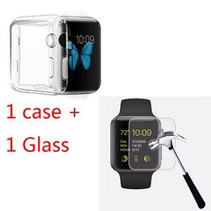 Tempered Glass + TPU Case Cove