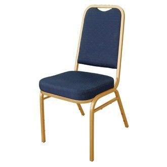 Горячая Распродажа Штабелируемый стальной Банкетный стул LUYISI1039