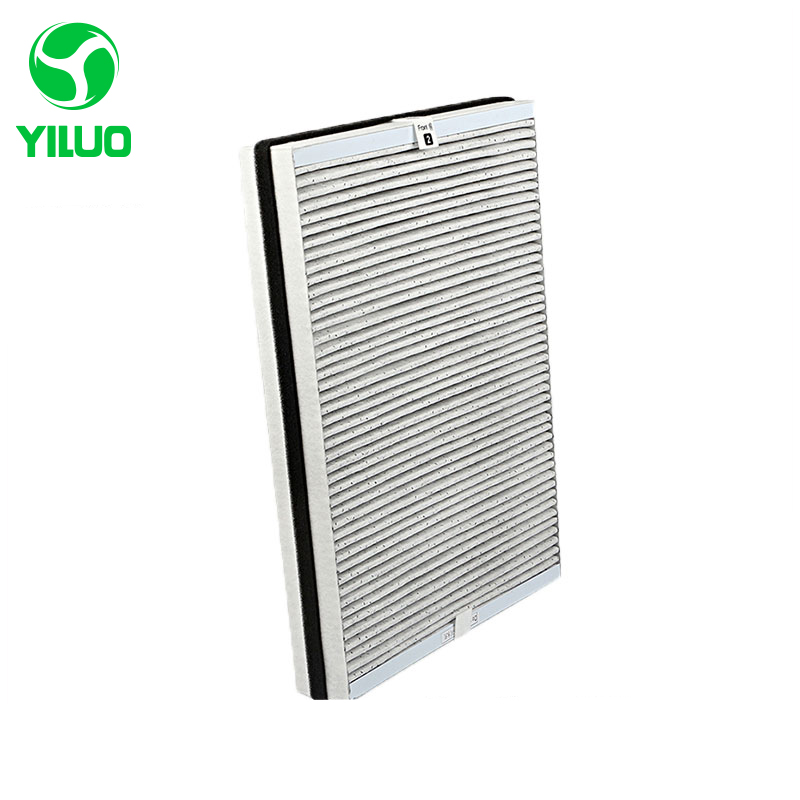 Air filter of hepa filter high quality efficient addition to formaldehyde composite parts for air purifier AC4076 AC4016 AC4147 аксессуары для увлажнителей воздуха philips ac4147 ac4076 4016