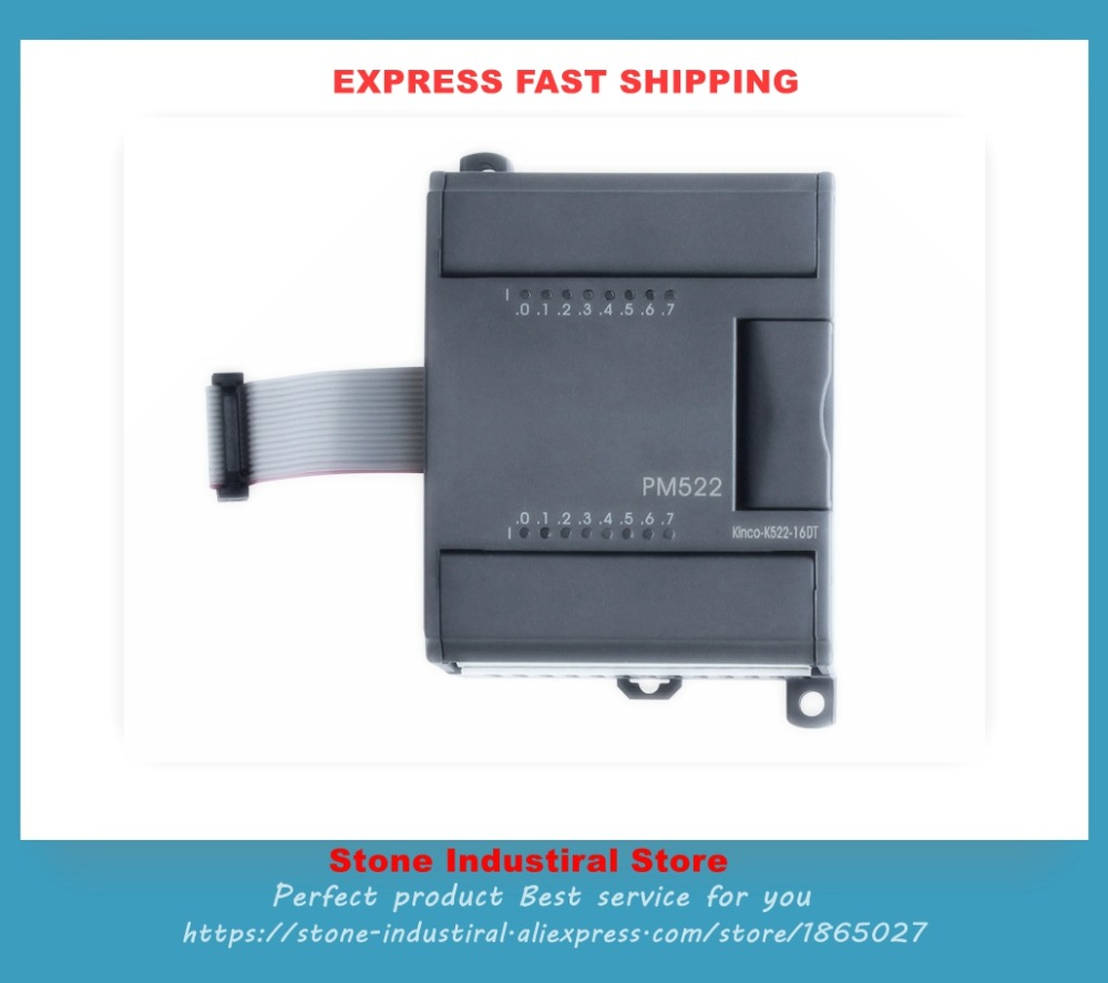 K522-16DT I/O expansion module 100% Tested Good Qualiy New kinco k523 16dr i o expansion module 100