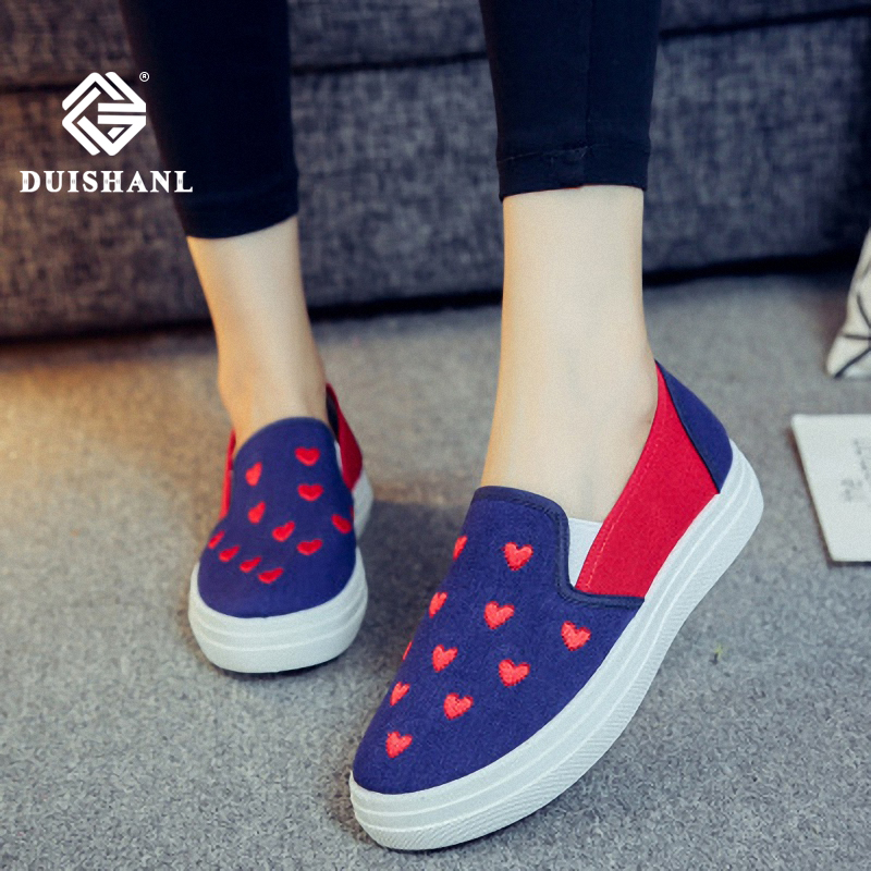Women's Flats 2019 Shoes Plus Size Loafers Flats Walking Loafers Spring Slip on Flat  Women Summer Comfortable Ladies Shoes