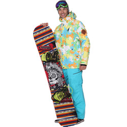 Ski Suit Mens Windproof Waterproof Thermal Snowboard Snow Male Skiing Jacket And Pants sets Skiwear Skating Clothes Top Sale