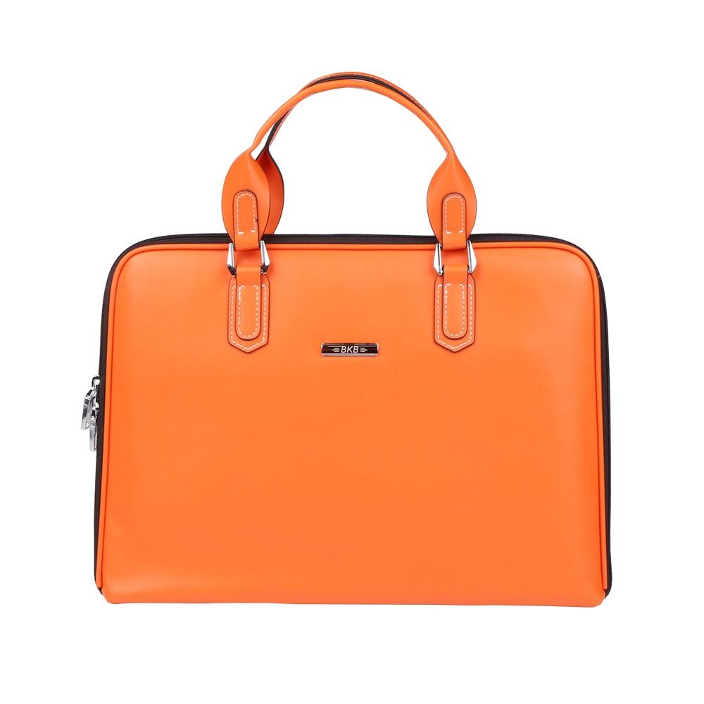 11 13 15 inch Soft Laptop Bag Men Women Business Briefcase Luxury Fashion Notebook Handbag for
