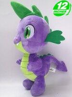 La Gorrita Tejida Abucheos Ty Ojos Grandes Unicorn Horse Peluches Suave Peluche de la Muñeca de Spike
