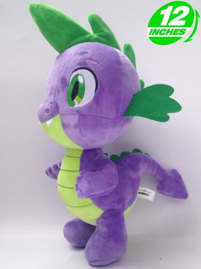 Ty Beanie Boos Big Eyes Soft Stuffed Animal Unicorn Horse  Plush Toys Doll  Spike