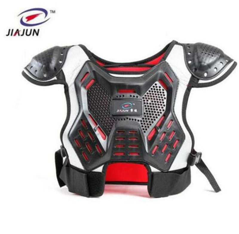 JIAJUN Childrens Professional Srmor Bests Kids Motocross Ski Back Support Motorcycle Protection Baby Spine