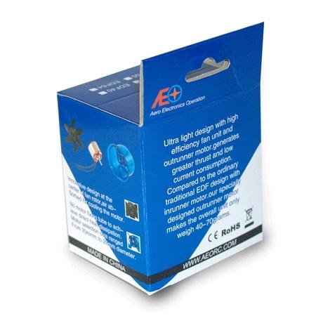AEORC Patentli Məhsul Jet Təyyarəsi üçün 27mm / 30mm / 35mm / - Uzaqdan idarə olunan oyuncaqlar - Fotoqrafiya 4