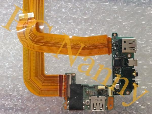 ФОТО For Sony PCG-6X1T 6Z2L 6112T VGN-Z17 Z45J Usb Board Audio Board w/ ribbon works