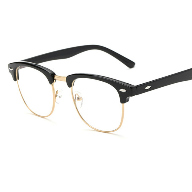 e5ce6a55639 Clear Lens Nerd Geek Men sunglasses women brand designer vintage sun glasses  men gafas oculos de. Kdeam Round Shape Polarized Sunglasses Women Men  Polaroid ...