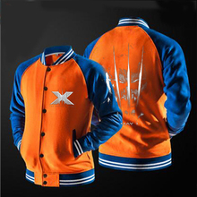 In 2017 the new free shipping Wolverines jacket Sweatshirts no hat,