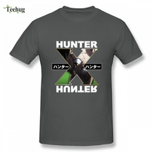 Hunter X Hunter T shirt Gon T-shirt Casual Top design Nice Short-sleeved Round Neck Tees Nice Summer Breathable gon 3