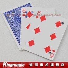 Kingmagic Матрица карты/Матрица отверстие/закрыть магии/фокусы/магический реквизит/As Seen On TV/