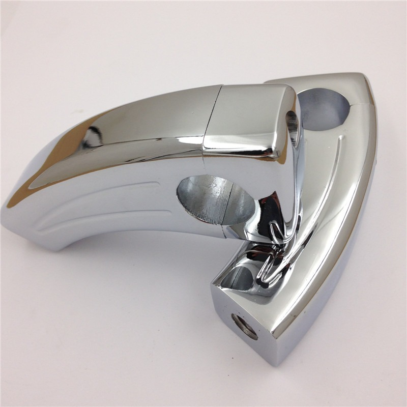 Aftermarket free shipping motorcycle parts Handlebar Risers For Kawasa Vulcan 800 900 1500 1600 1700 200 CHROMED aftermarket free shipping motor parts for motorcycle kawasaki vulcan 500 750 800 900 1500 1600 billet fluid reservoir cap chrome