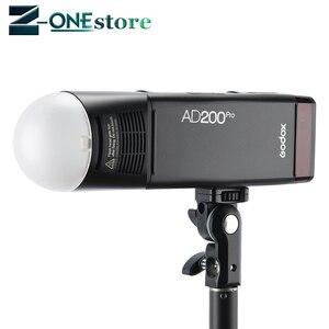 Image 5 - Đèn Flash Godox AD200pro 200Ws Ngoài Trời Sáng AD200 PRO Bỏ Túi Sáng cho Sony Nikon Canon Fuji TTL HSS 2.4G không dây X Hệ thống
