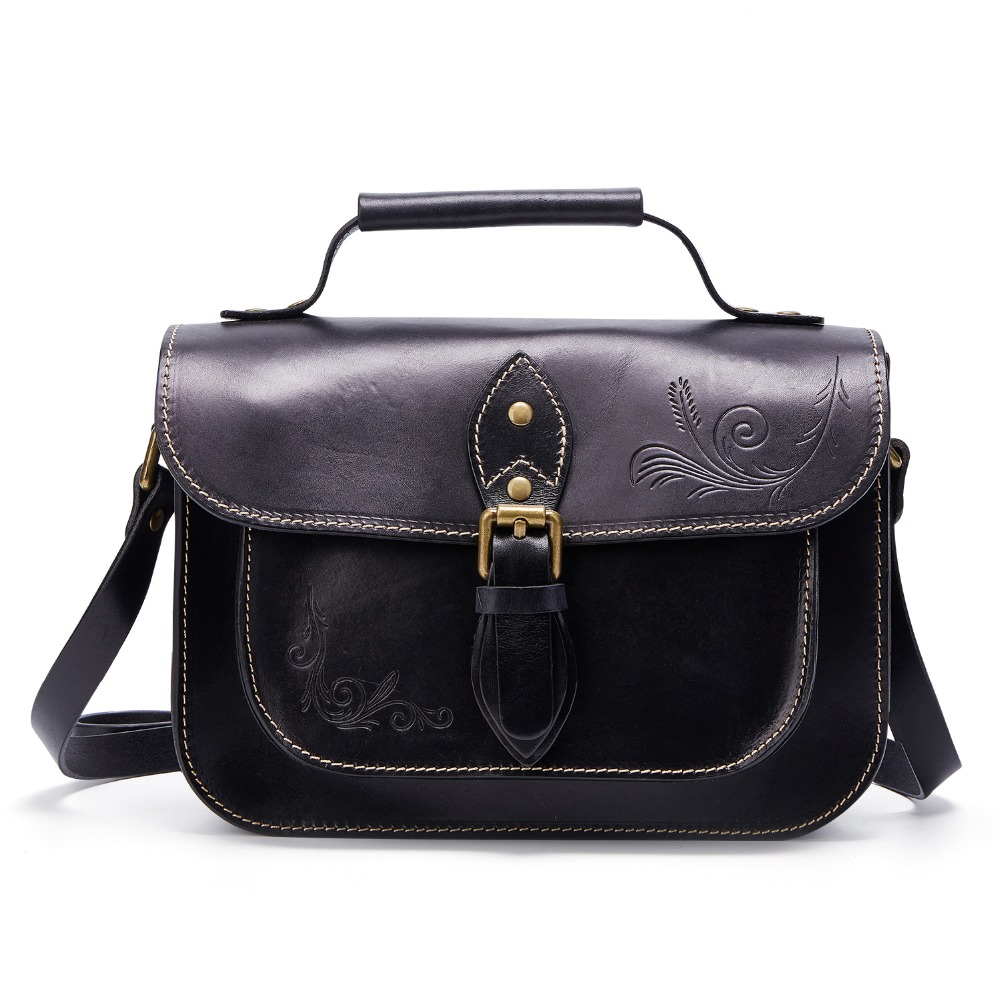 XIYUAN BRAND female Fashion Messenger Bags Black/brown/coffee Genuine Leather Shoulder Bag Sac a Main Crossbody Bags For WomenXIYUAN BRAND female Fashion Messenger Bags Black/brown/coffee Genuine Leather Shoulder Bag Sac a Main Crossbody Bags For Women