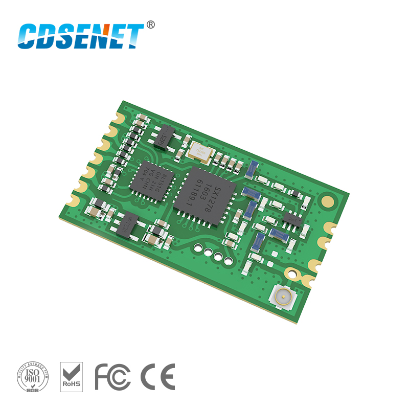 LoRa 433MHz SX1278 SX1276 Transceiver Wireless Rf Module E32-433T20S2T 3km Long Range Rf Transmitter And Receiver 433 MHz