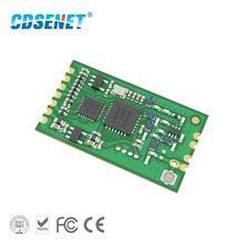 1pc LoRa 433MHz SX1278 SX1276 Wireless rf Module CDSENET E32-T100S2 3km UART Long Range 433 MHz rf Transmitter and Receiver 2pcs 3000m 20dbm smd 433mhz sx1278 sx1276 lora e32 t100s2 100mw rx tx rf transceiver module wireless adaptor