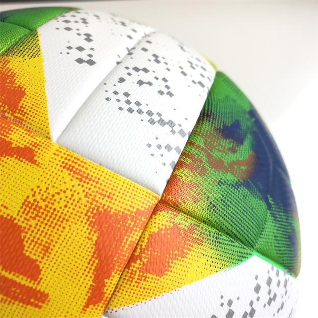 2019 Soccer Ball Size 5 Professional PU Seamless Soccer Ball Goal Team Match Training Football Female Soccer Cup Sports Ball