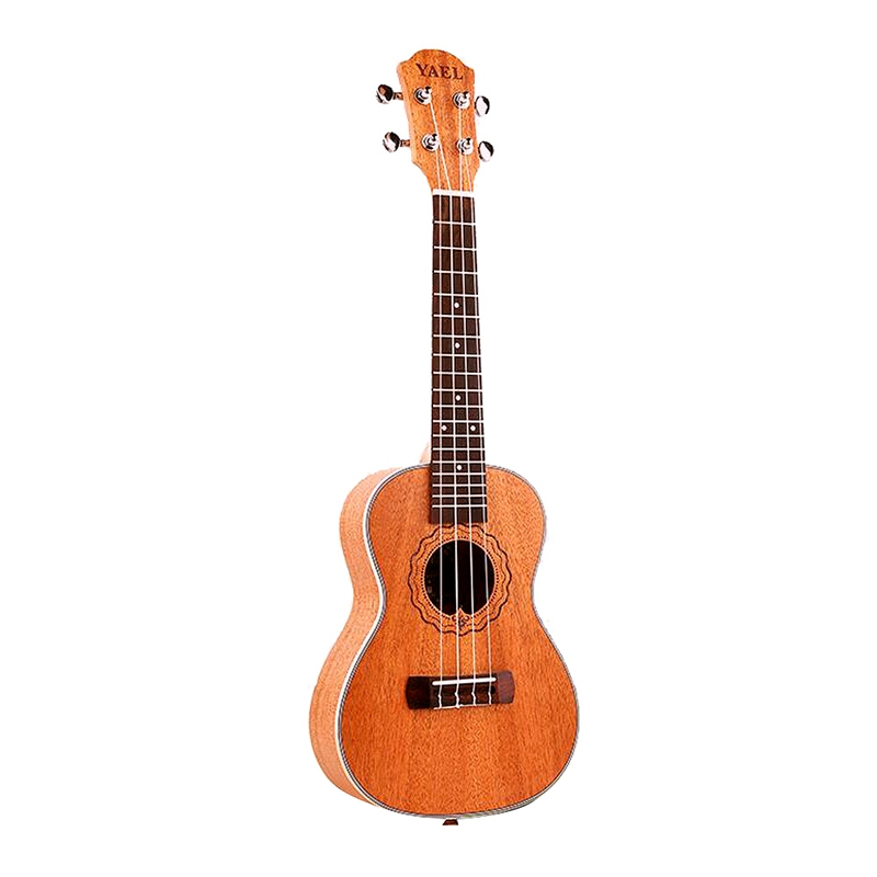 26 Inch Tenor Ukulele 4 Nylon String Hawaiian Mini Guitar Acoustic Guitar Mahogany Ukulele