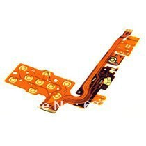 FREE SHIPPING! Original NEW Camera Replacement Repair Part for Canon A810 A1300 A2300 Function Keyboard Key Button Flex Cable