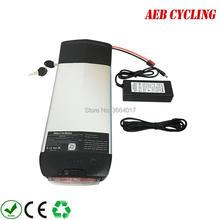 250W 350W 500W 750 W, фара для электровелосипеда в литий-ионная аккумуляторная батарея сзади стойки 48V 10Ah/11.6Ah/12.8Ah/13.2Ah/13.6Ah/14Ah для грузовой велосипед