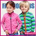 2016 hombre mujer niño niño polar tela cardigan chaqueta de las muchachas meninas niños prendas de abrigo chica niños chaquetas