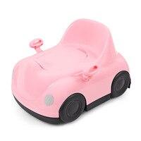 Baby Infant Potty Chair Car Shape Child Toilet Training Seat Travel Children'S Pot Toilet Portable Potty Urinal Penico Toilet
