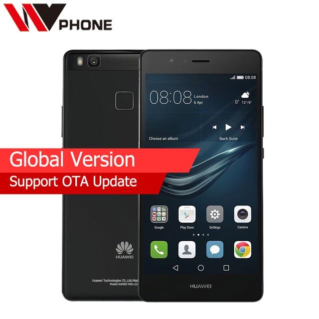 "Huawei P9 Lite global version VNS L22 4G LTE Mobile Phone Octa Core 2G RAM 16G ROM 5.2"" 1080P Fringerprint 8.0MP 13.0MP"