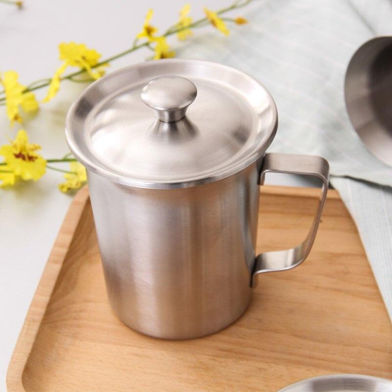 Livraison gratuite De Haute qualité en acier inoxydable Américain tasse de café bière tasse avec couvercle tasse de bière