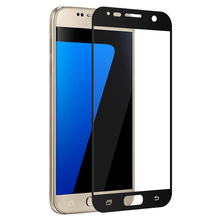 3D Cobertura Completa Vidro Temperado Para Samsung Galaxy A3 A5 A7 2016 S6 S7 J330 J3 J5 J7 J530 J730 Pro 2017 Filme Protetor de Tela principal