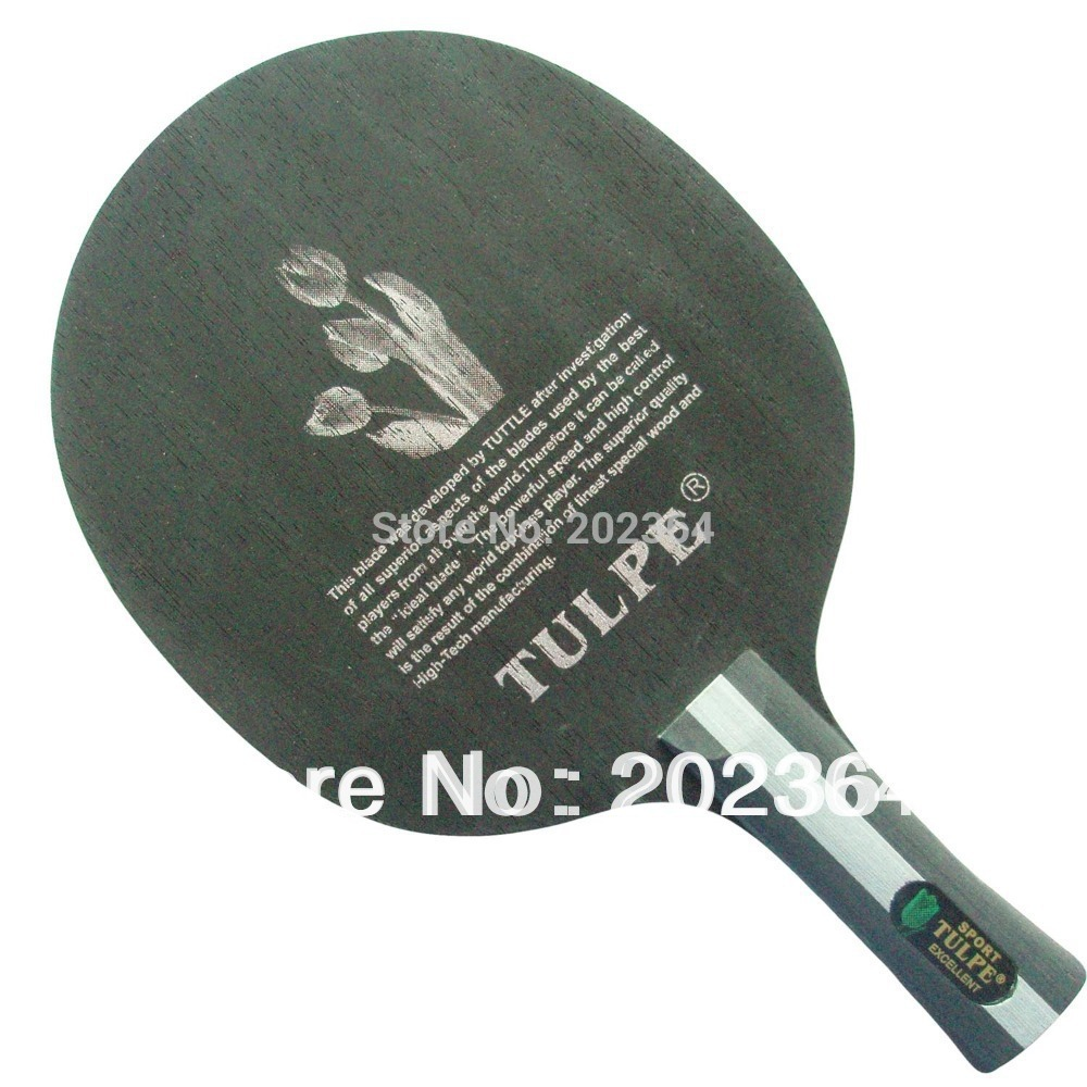 Kokutaku Tulpe T703 Allround Wooden Table Tennis Blade For PingPong Paddle Bat Racket