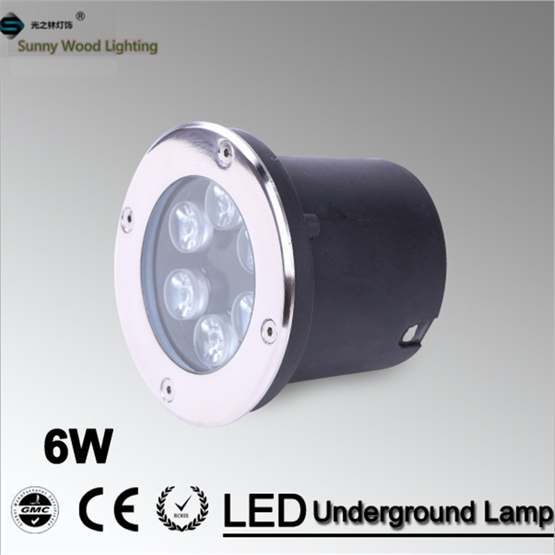 Lights & Lighting Sunny Free Shipping 5w Cob Led Underground Light Spot Lamp Ip68 Waterproof Lamp Outdoor Indoor Under Ground Garden Light Ac85-265v