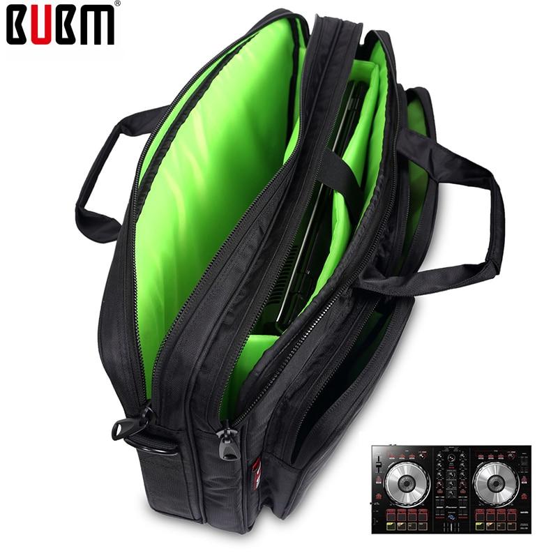 BUBM תיק עבור DDJ SB הבחור DJ החבר 'ה כתף מקרה אחד / MIXER תיק הגנה הילוכים תיק נייד שקית הילוכים DJ