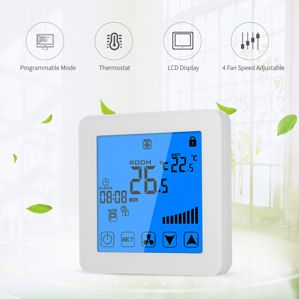 Thermoregulator Thermostat Timer TRV Thermostatic Radiator Valve Actuator Thermostat Heater Radiator Room Temperature Controller valve radiator linkage controller weekly programmable room thermostat wifi app for gas boiler underfloor heating