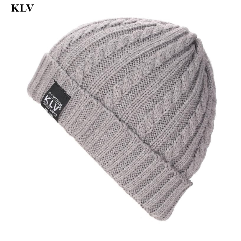 Men Women Baggy Warm Crochet Winter Hats Mujer Wool Knit Ski Beanie Skull Slouchy Caps Hat Gorros Oc7 winter hat casual unsex knitted hats for men baggy beanie hat crochet slouchy oversized caps warm skullies toucas gorros