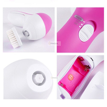 5 In 1 Electric Body Face Skin Care Massager