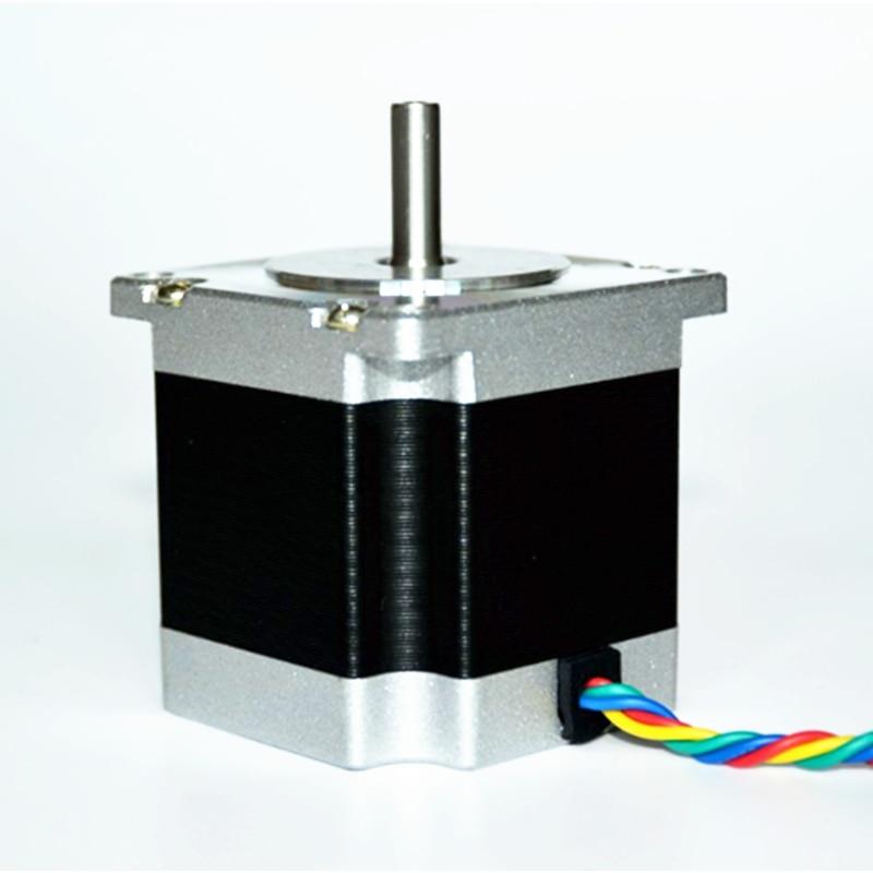 CNC milling machine parts Nema23 Stepper Motor 1.2Nm 3A 57x56 4 wires все цены
