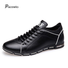 Pacento Men Slipony 2016 Loafers Handsome Shoes Mens Krasovki Personalized Fitness Health Flats Male Footwear Dress Autumn Shoes