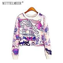 Cute Prints Women's Sweatshirt