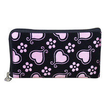 Women Printing Coins Change Purse,Ladies clutch Wallet ,cartoon zero wallet,Female Zipper coins bag wallet pouch Phone Key Bags