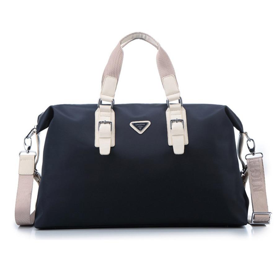 Large capacity travel bag men handbags totes business luggage oxford shoulder bag cross body bag tour