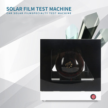 цена 220V 275W Rotatable Vehicle Solar Film Car Window tint Heat Rejection Test Box infrared paint curing lamp MO-623 онлайн в 2017 году