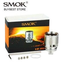 Original Smok TFV8 RBA Coil Rebuildable Atomizer Head for Smok TFV8 Tank Electronic Cigarette TFV8 Atomizer