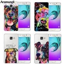 Arsmundi font b 2018 b font New Cute Dog Phone Cases for font b iPhone b