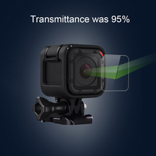 Tempered Film for GoPro Hero 5/4 Session Clear LCD Screen Protector Film Scratch-proof Anti-fingerprint And Anti-glare Hot Sale